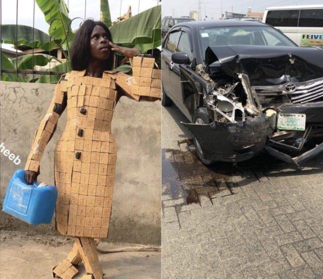 Popular IG Comedian Funnytoheeb Involved In A Deadly Car Crash