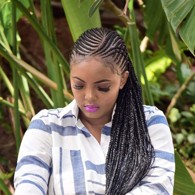 23 Ways To Rock African Braids For A Stunning Look