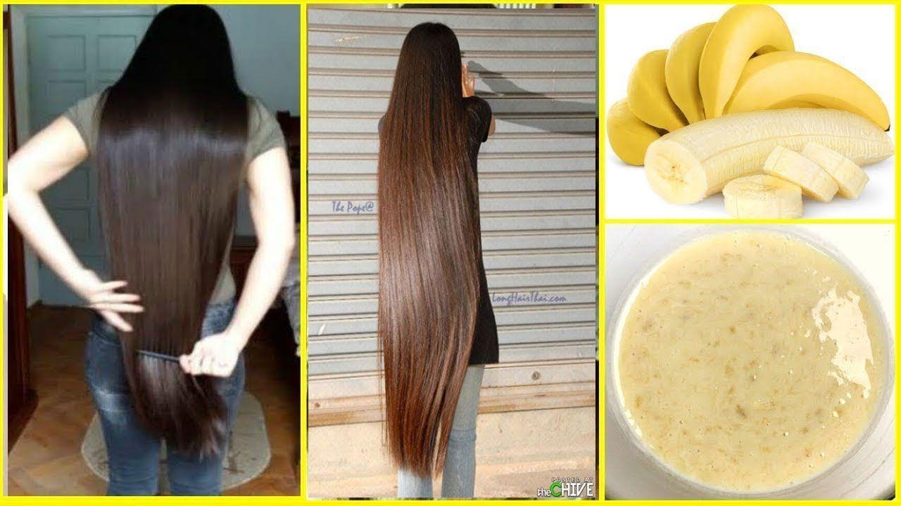 Awesome Hair Growth Diy Ideas Banana Hair Mask