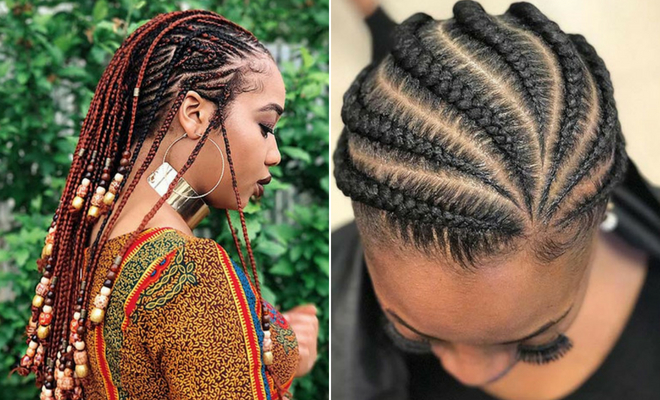 African Braids Styles Pictures 2020 Best Braided