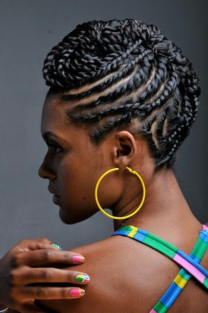 Amazing African Hair Braids Styles Popular Trends In